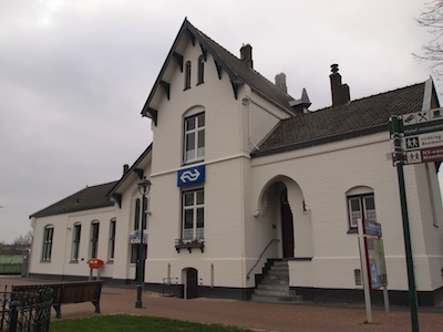 Station Boxmeer