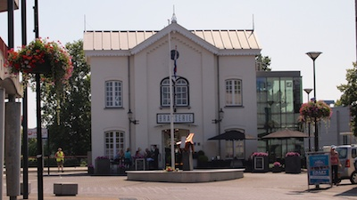 Station 'Oppe Ruiver'